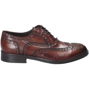 Schuhe Herren Derby-Schuhe Exton 5358 Braun