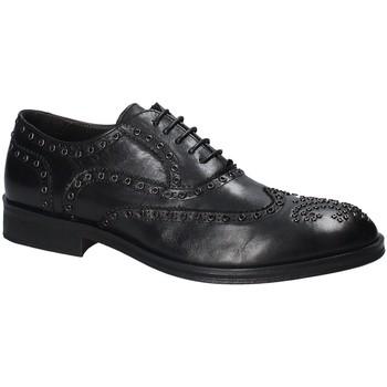 Schuhe Herren Derby-Schuhe Exton 5358 Schwarz