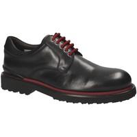 Schuhe Herren Derby-Schuhe Exton 940 Schwarz