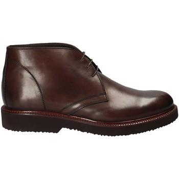 Schuhe Herren Boots Rogers 384_2 Braun