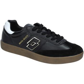 Schuhe Herren Sneaker Low Lotto T7364 Schwarz