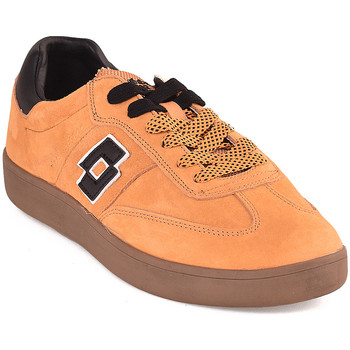 Schuhe Herren Sneaker Low Lotto T7369 Orange