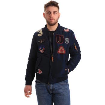 Kleidung Herren Jacken U.S Polo Assn. 50353 52252 Blau