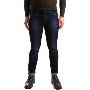 Kleidung Herren Röhrenjeans U.S Polo Assn. 50780 51321 Blau