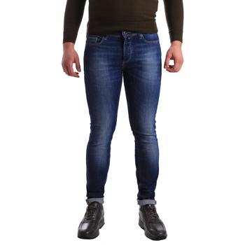 Kleidung Herren Röhrenjeans U.S Polo Assn. 50778 51321 Blau