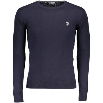 Kleidung Herren Pullover U.S Polo Assn. 50520 48847 Blau