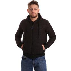 Kleidung Herren Strickjacken U.S Polo Assn. 50589 52255 Grau