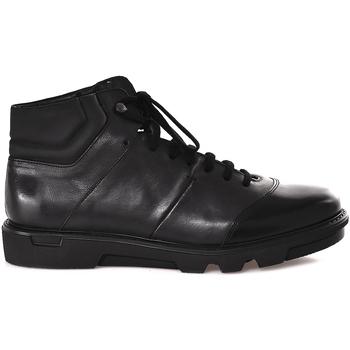 Schuhe Herren Sneaker High Soldini 20645 3 Schwarz