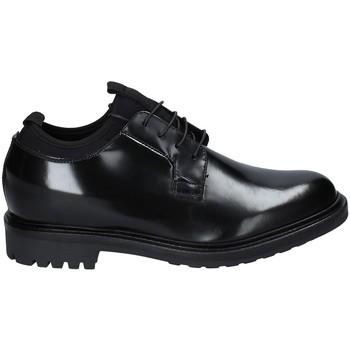 Schuhe Herren Derby-Schuhe Rogers 122C Schwarz