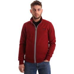 Kleidung Herren Sweatshirts Key Up 2FS35 0001 Rot