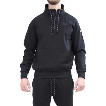 Kleidung Herren Sweatshirts Key Up 2VG58 0001 Schwarz