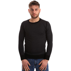 Kleidung Herren Pullover Bradano 166 Schwarz
