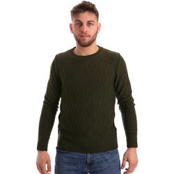 Kleidung Herren Pullover Bradano 155 Grün