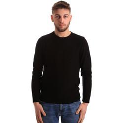 Kleidung Herren Pullover Bradano 161 Schwarz