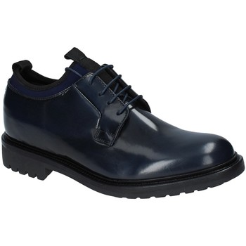 Schuhe Herren Derby-Schuhe Rogers 122C Blau