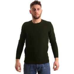 Kleidung Herren Pullover Bradano 168 Grün