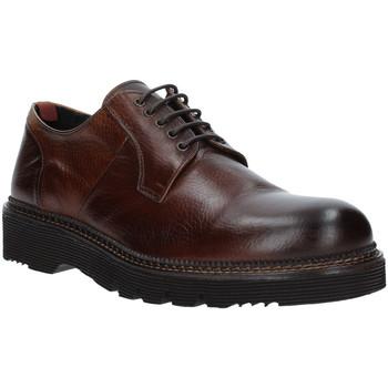 Schuhe Herren Derby-Schuhe Exton 390 Braun