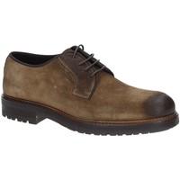 Schuhe Herren Derby-Schuhe Exton 690 Braun