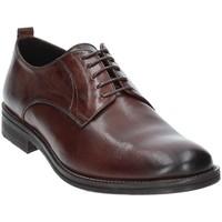 Schuhe Herren Derby-Schuhe Exton 9553 Braun