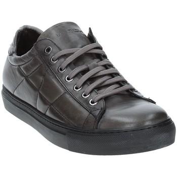 Schuhe Herren Sneaker Low Exton 217 Grau