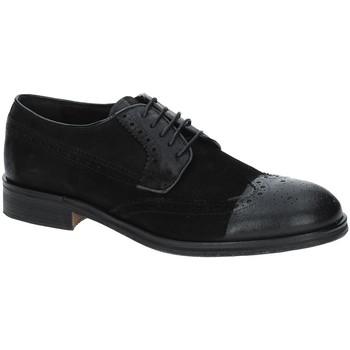 Schuhe Herren Derby-Schuhe Exton 5356 Schwarz