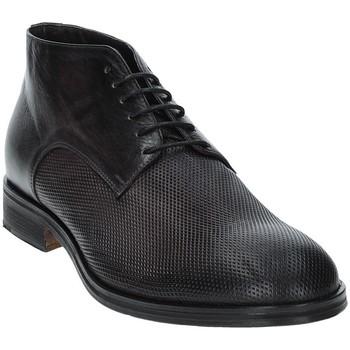 Schuhe Herren Boots Exton 5355 Grau