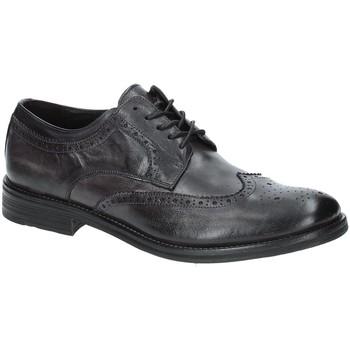 Schuhe Herren Derby-Schuhe Exton 9550 Grau