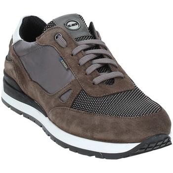 Schuhe Herren Sneaker Low Exton 993 Grau