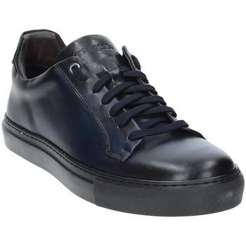 Schuhe Herren Sneaker Low Exton 216 Blau