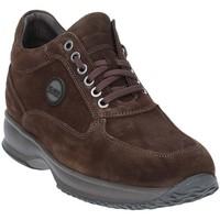 Schuhe Herren Boots Exton 2029 Braun