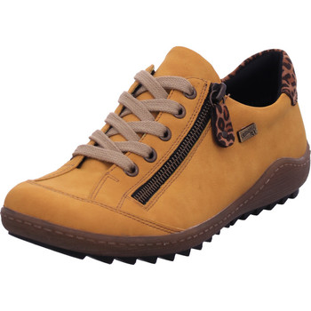 Schuhe Damen Derby-Schuhe & Richelieu Remonte Dorndorf - R1402-68 honig/leo-nuss 68