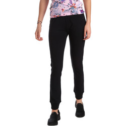 Kleidung Damen Leggings Key Up 5LI21 0001 Schwarz