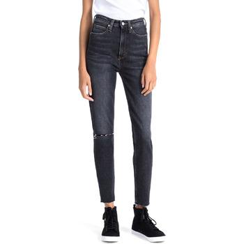 Kleidung Damen Boyfriend Jeans Calvin Klein Jeans J20J207652 Blau