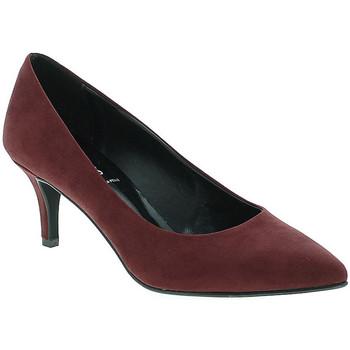 Schuhe Damen Pumps Grace Shoes 2152 Rot
