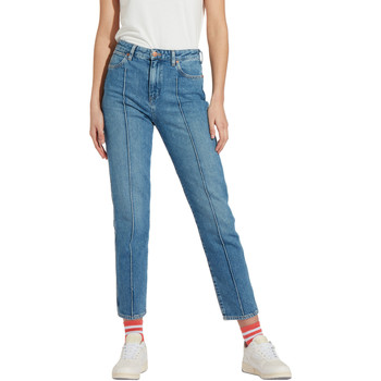 Kleidung Damen Slim Fit Jeans Wrangler W239RI Blau