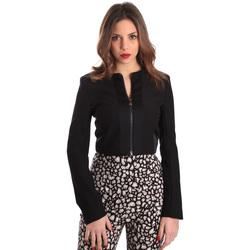 Kleidung Damen Jacken / Blazers Gaudi 821FD35003 Schwarz