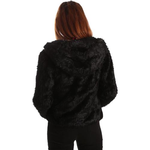 Gaudi 821FD39003 Schwarz - Kleidung Jacken Damen 8745 HGLU6