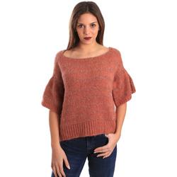 Kleidung Damen Pullover Gaudi 821FD53043 Rot