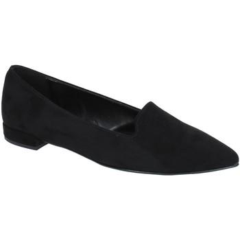 Schuhe Damen Ballerinas Grace Shoes 2211 Schwarz