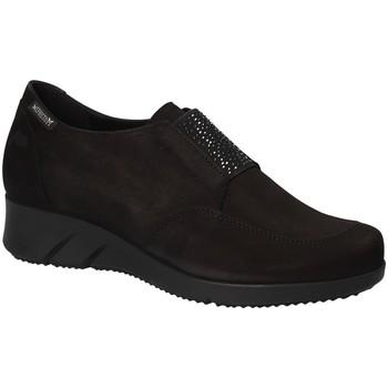 Schuhe Damen Slip on Mephisto P5127915 Schwarz