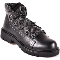 Schuhe Damen Low Boots Y Not? W18 48 YW 750 Schwarz