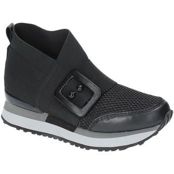 Schuhe Damen Sneaker High Apepazza RSD19 Schwarz