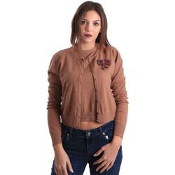 Kleidung Damen Strickjacken Denny Rose 821DD50100 Beige