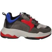 Schuhe Damen Sneaker Low Gold&gold B18 GT530 Rot