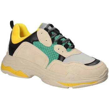 Schuhe Damen Sneaker Low Gold&gold B18 GT530 Gelb