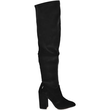Schuhe Damen Klassische Stiefel Gattinoni PINOD0782W Schwarz