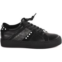 Schuhe Damen Sneaker Low Gattinoni PINCH0814W Schwarz