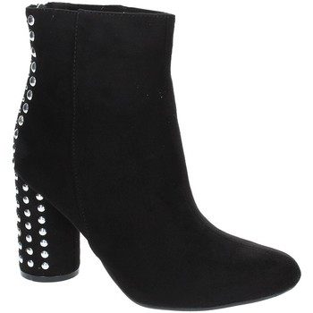 Schuhe Damen Low Boots Gold&gold B18 GD13 Schwarz
