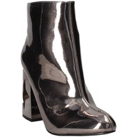 Schuhe Damen Low Boots Gold&gold B18 GM31 Grau