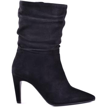 Schuhe Damen Low Boots Elvio Zanon I2902X.ELZCAMNERO Schwarz